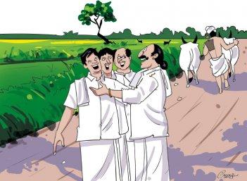 மண்புழு மன்னாரு: பணம் தேவைப்படாத வாழ்க்கையும் மானாவாரியில் விளையும் 'ஜவாரி'யும்!