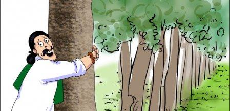 மண்புழு மன்னாரு: சந்தன மரம் டன் ரூ.50,00,000; செம்மரம் டன் ரூ.27,00,000