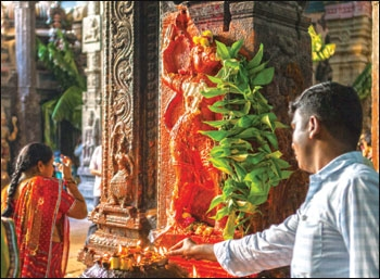 செந்தூரம்... சந்தோஷம்!