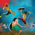 சனங்களின் சாமிகள் - 1 - பெரியதம்புரான் [ஐவர் ராசாக்கள்]