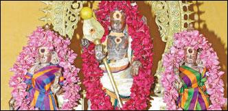 விசாக தரிசனம்: செந்தில்வேலனின் தாய் வீடு!
