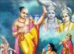 வாமனர் அளந்த மூன்றாவது அடி...