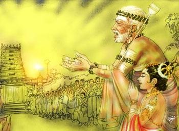 ஆலய மணிக்கதவே தாழ் திறவாய்...