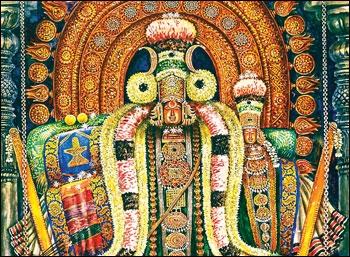 ஆரூரில் அதிரசம்... செந்தூரில் பல்லாக்கு உருண்டை!