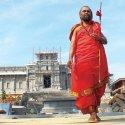 'இது யாக பூமி... யோக பூமி!' - துங்காநதிக்கரையில் கம்பீரமாக எழும் நரசிம்மர் ஆலயம்!