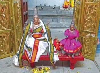 வேண்டிய வரம் தரும் வேதபுரீஸ்வரர்!