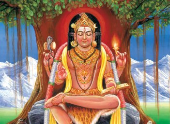 ஆஹா ஆன்மிகம் - கல்லாலமரம்