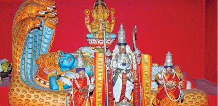 சப்த ராம திருத்தலங்கள் - திருவெள்ளியங்குடி