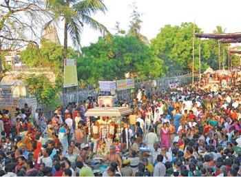 பங்குனி உத்திரம் - அருள் பெருகும் அறுபத்து மூவர் விழா!