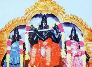 பஞ்ச பர்வத க்ஷேத்திரம்!