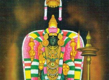 'அகிலாண்டேஸ்வரியின் அவதாரம்'