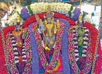 மகத்தான வாழ்வு தரும் மாணிக்க விநாயகர்!