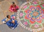 கேள்வி பதில்: அமாவாசை தினத்தில் வாசலில் கோலம் போடலாமா?