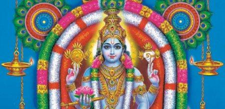 மகிஷ வடிவம் மாயோன் லீலை!