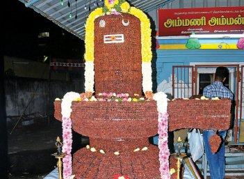பிரமிப்பு... பரவசம்... ருத்ராட்ச லிங்க தரிசனம்!