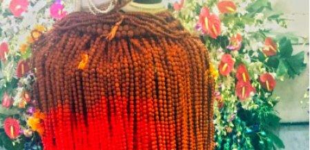 தீபத் திருநாளில்... திருவண்ணாமலையில்... கோடி புண்ணியம் அருளும்... ருத்ராட்ச லிங்க தரிசனம்!