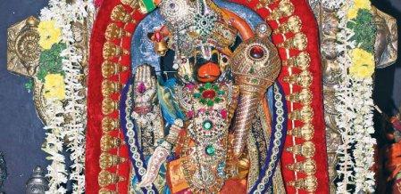 வாயு மைந்தனே... ராம தூதனே!
