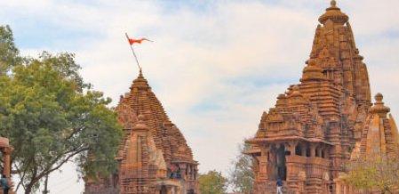 கஜுராஹோ கலைகளின் கனவு நிலம்