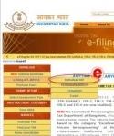 வரி கணக்கு : இ -  ஃபைலிங் 68% அதிகரிப்பு..!