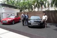 A5 Sportback - A5 Cabriolet - S5 Sportback கார்களை, சென்னையில் அறிமுகப்படுத்தியது ஆடி!