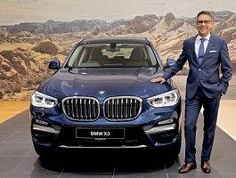 வெளிவந்துவிட்டது புதிய BMW X3...