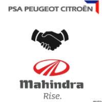 Peugeot குழுமத்துடன் கைகோர்க்க இருக்கிறது மஹிந்திரா