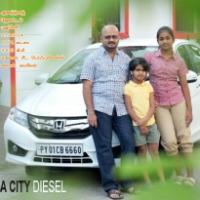 சிட்டி ப்யூட்டிதான்... ஆனால், மைலேஜ்? - Honda City Diesel - Reader's Review