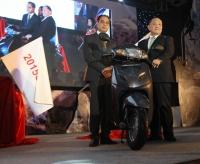 புதிய ஹோண்டா ஆக்டிவா 3G அறிமுகம்!