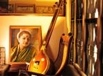 கல்லும் கனியும் கீதம் - எம்.எஸ்.சுப்புலட்சுமியின் தம்பூரா - வி.சீனிவாசன்