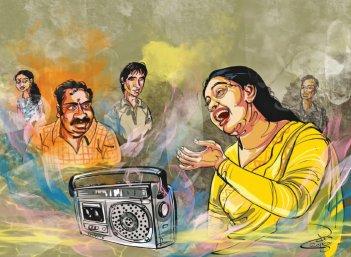 சினிமா வெறியின் 40 ஆண்டுகள் - 5 - தனியாத் தவிக்கிற வயசு...