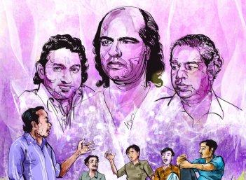 சினிமா வெறியின் 40 ஆண்டுகள் - 7 - ஒரு கிராமத்தில்... ஒரு வசந்தகாலத்தில்...