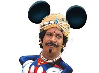 கோலிவுட் கார்ட்டூன் நெட்வொர்க்!
