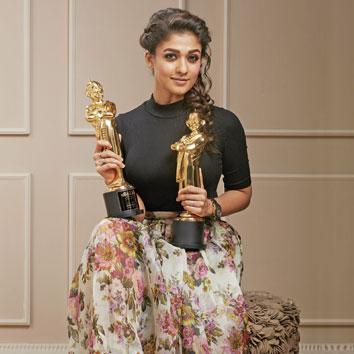 சிறந்த நடிகை நயன்தாரா - `நானும் ரௌடிதான்'